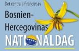 Det centrala firandet av Bosnien-Hercegovinas Nationaldag