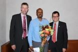 Abdullahi Mahamoud, Jonatan Hjort, Peter Axelsson