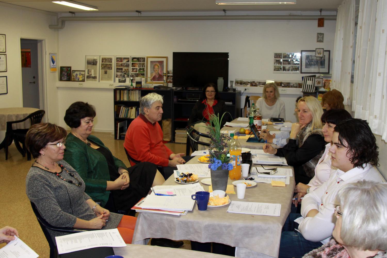 Sastanak glavnog odbora