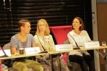 Lorentz Tovatt, Nina Åkestam, Annika Berner