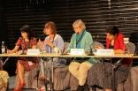 Amineh Kakabaveh, Gunilla Thorgren, Ann-Margarethe Livh, Izabella Tirbal