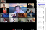 Video conference, 2020-12-09