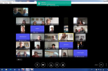 Video conference, 2021-03-28