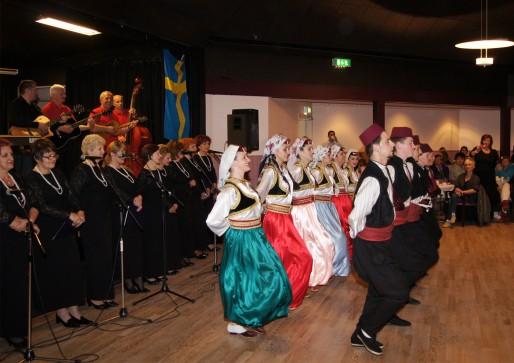 Deltagarna från Bosnien och Hercegovina [Foto: Muharem Sitnica Sića]