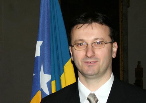 Mr.sc. Darko Zelenika, veleposlanik BiH u Stockholmu (Foto: Haris T., 2008-12-01)