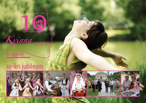 "10 år av ""Kvinna 2000"" Helsingborg"