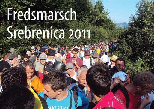 Fredsmarsch Srebrenica