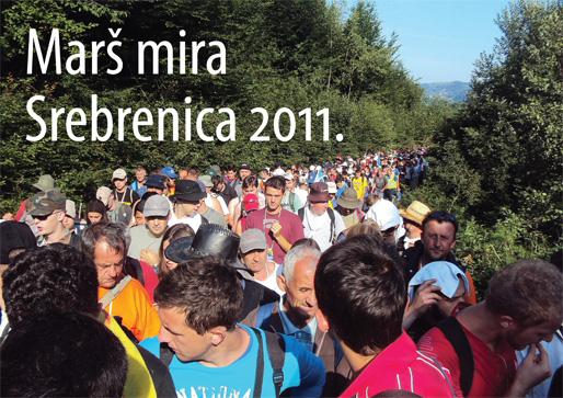 Marš mira Srebrenica