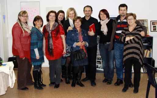 Kulturkommitténs möte (Värnamo, 2011-01-22)