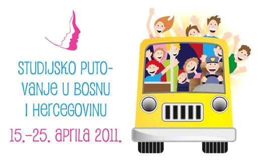 Studijsko putovanje u Bosnu i Hercegovinu