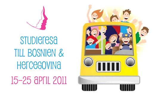 Studieresa till Bosnien och Hercegovina