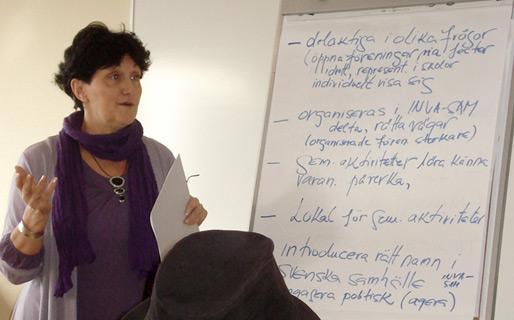 """Selma Borovac """"Kvinna 2000"""" Helsingborg (Foto: Elvedin Durović)"""