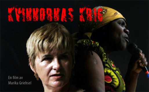 Filmvisning och samtal: Kvinnornas krig
