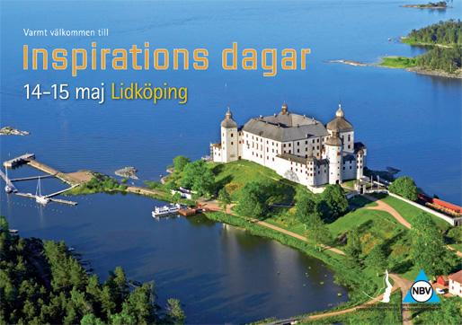 NBV–BHKRF:s Inspirationsdagar, Lidköping, 14–15 maj 2011