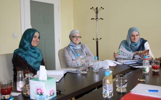 """Centrum för utbildning och forskning """"Nahla"""" i Sarajevo"""