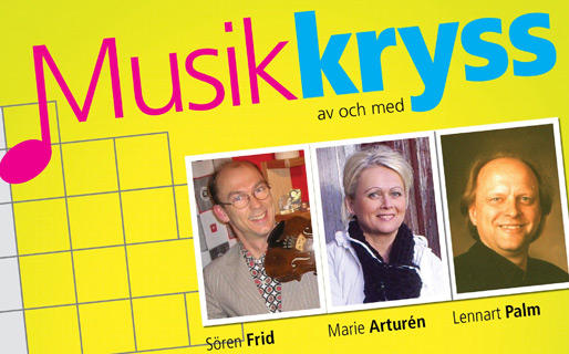 """Musikkryss"" hos IOGT-NTO"