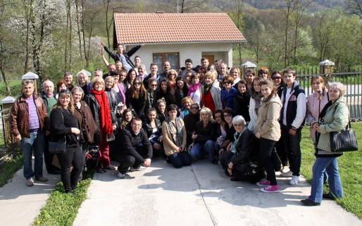 Srebrenica, predstavnici BH Saveza žena i Sindikata PPDIVUT