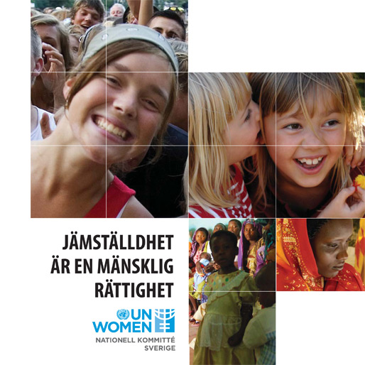 Jämställdhet är en mänsklig rättighet