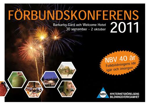 NBV:s förbundskonferens 2011