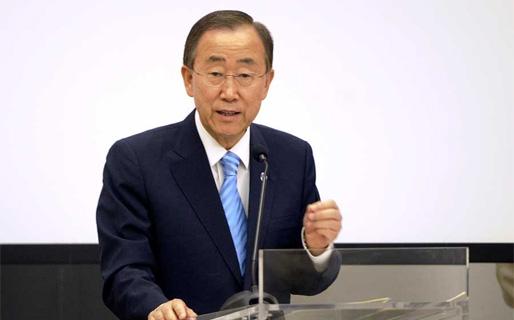 Ban Ki-moon (Foto: FN)