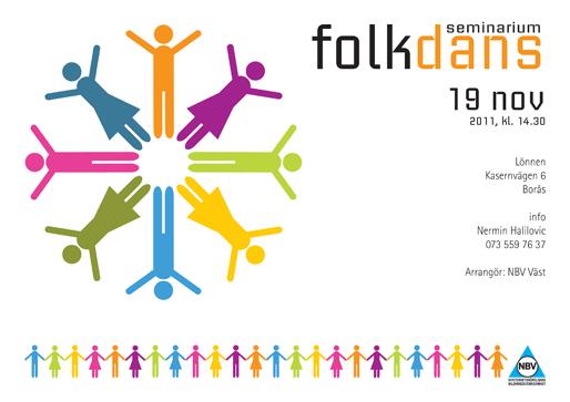 Folkdans seminarium i Borås
