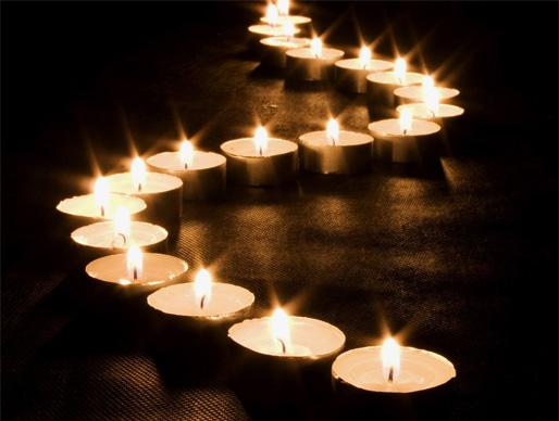 Tänd ett ljus för narkotikans offer!