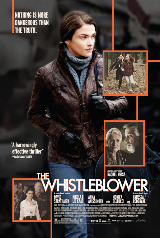 """The Whistleblower"""