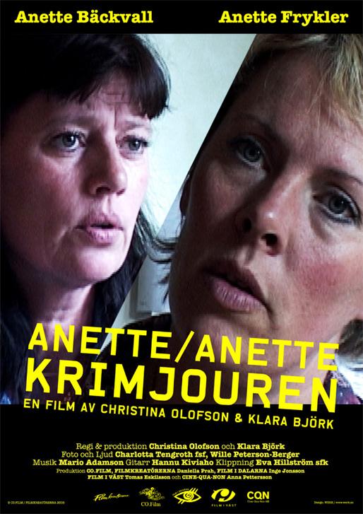Anette/Anette – krimjouren