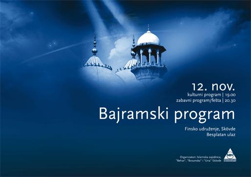 Bajramski program