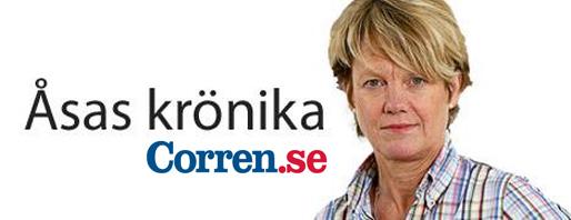 Åsas krönika/Åsina hronika (Corren.se)
