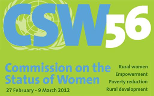 FN:s 56 Kvinnokommission
