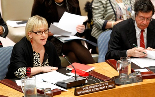 Margot Wallström (UN Photo/JC McIlwaine)