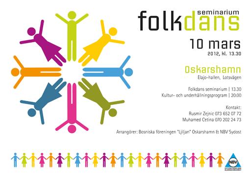 Folkdans seminarium i Oskarshamn