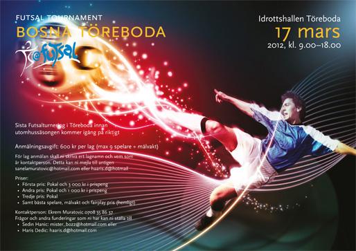 Futsal tournament – Bosna Töreboda
