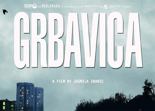 Grbavica, film Jasmile Žbanić