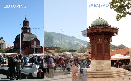 Lidköping & Sarajevo