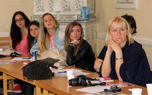 Bild från föreläsningen