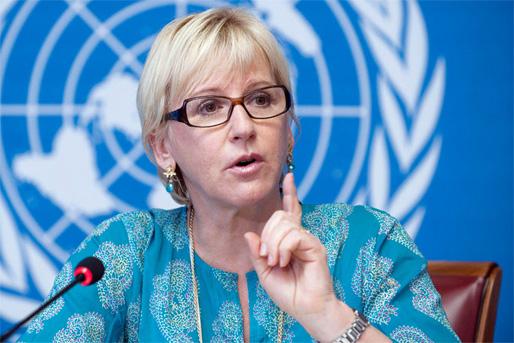Margot Wallström, specijalna predstavnica generalnog sekretara UN-a za pitanja seksualnog nasilja u oružanim sukobima (Foto: UN)