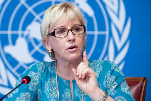 Margot Wallström (Foto: UN)