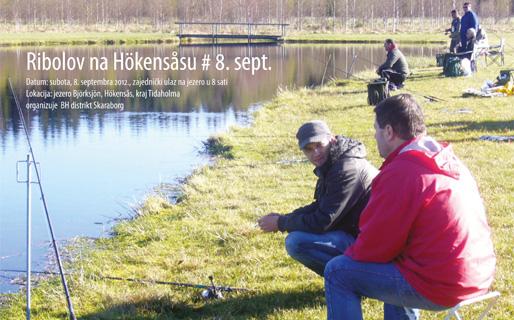 Ribolov na Hökensåsu