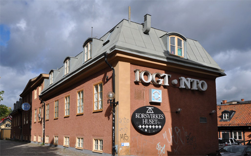 IOGT-NTO huset Västerås (Foto: Torgny Forslund)