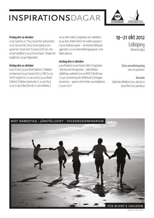 Inspirationsdagar i Lidköping