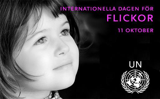 Internationella dagen för flickor