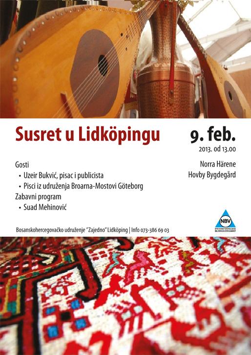 Susret u Lidköpingu