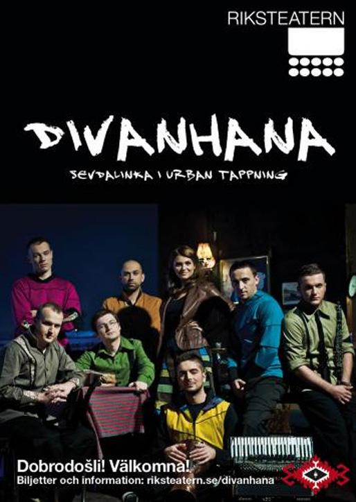 Missa inte musikgruppen Divanhana från Sarajevo