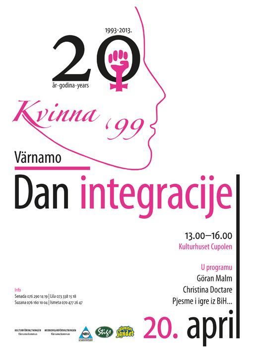 Dan integracije u Värnamu