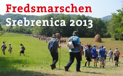 Fredsmarschen Srebrenica (Foto: Sabaheta Vehabović, 2012)