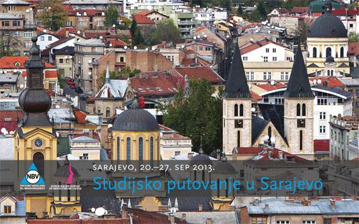 Studijsko putovanje u Sarajevo