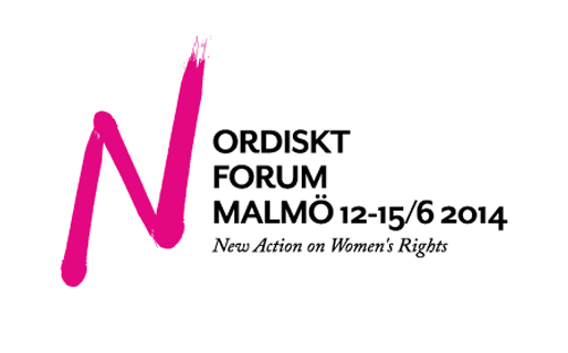 Nordiskt Forum Malmö 2014 – New action on women's rights