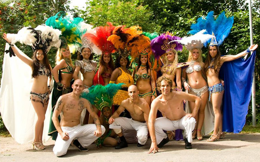Latin & World Rhythm Dance Group (Eskilstuna)